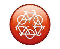 自転車のリサイクル