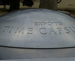 expo-70 time capsule