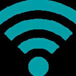 Free Wi-Fi symbol