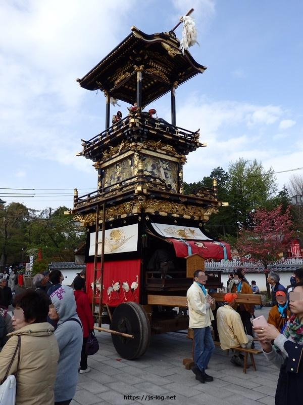 inuyama festival/kanei