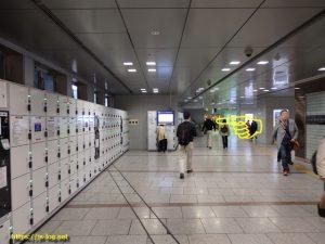 名古屋駅コインロッカー