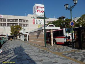犬山駅東口バスターミナル