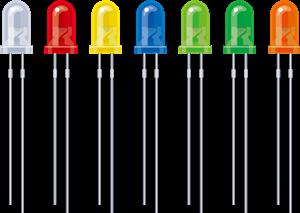 LEDカラフル