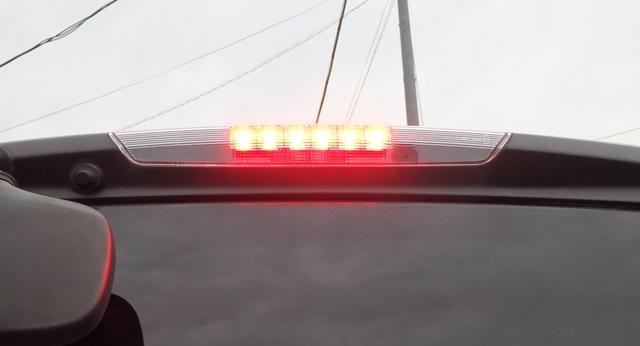 LEDランプ全6灯が点灯